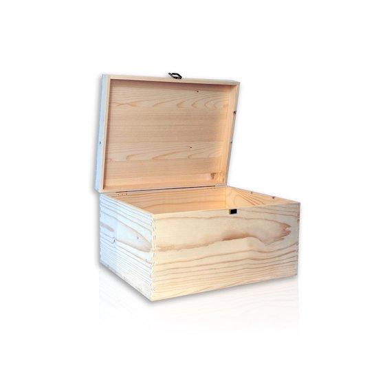 Drvena kutija za 6 boca clip pino
