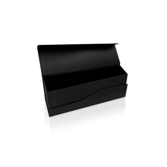 Kartonska kutija za 1 bocu crna
