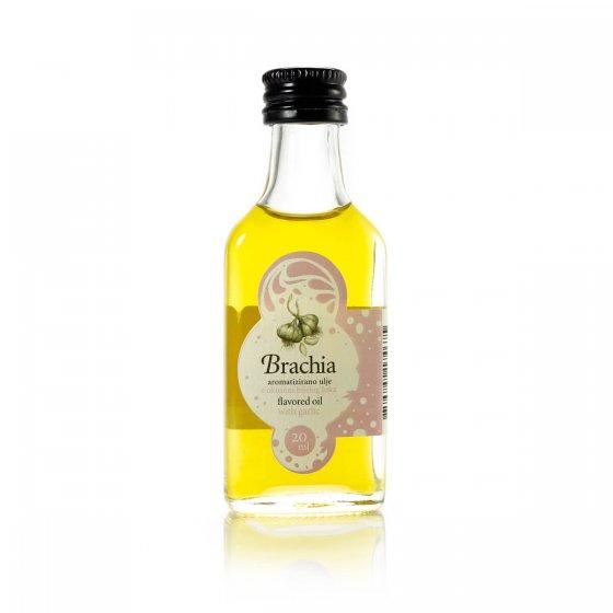 Brachia aromatizirano ulje bijeli luk 20 ml