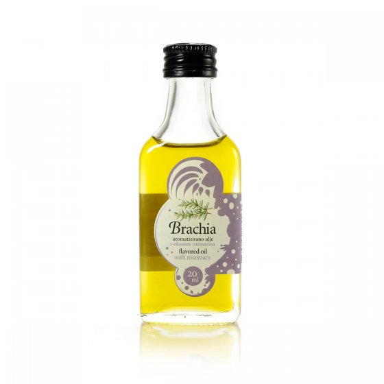 Brachia aromatizirano ulje ružmarin 20 ml