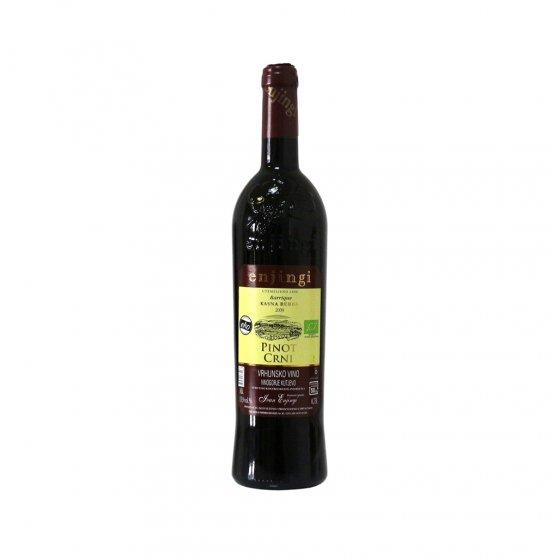 Pinot crni kasna berba BQ 2009 0,75l Enjingi