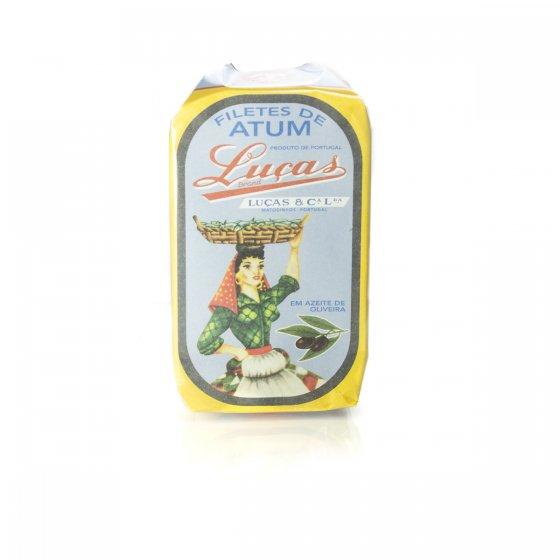 Fileti tune u maslinovom ulju 120g