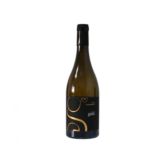Chardonnay 2017 0,75l Galić