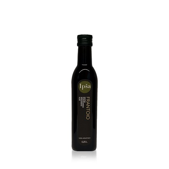Ipša ekstra djevičansko maslinovo ulje Frantoio 250 ml