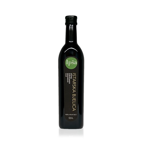 Ipša ekstra djevičansko maslinovo ulje Istarska bjelica 500 ml
