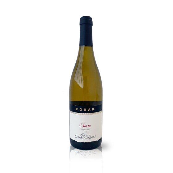 Chardonnay Sur lie Laškovec 2018 Korak