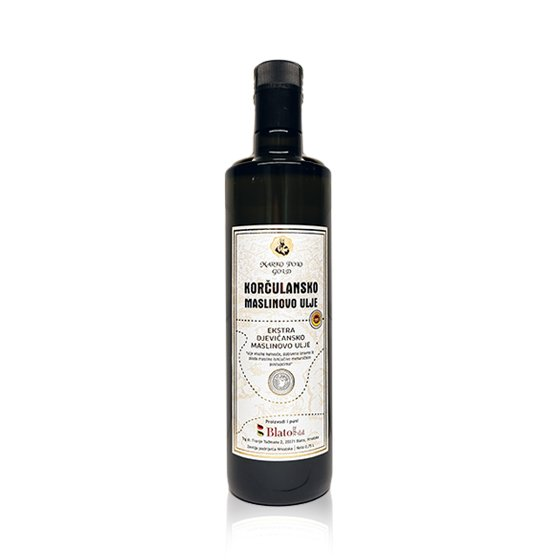 Marko Polo Gold ekstra djevičansko maslinovo ulje 750 ml