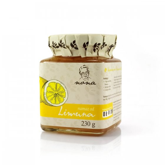 Nona Namaz od limuna 230 g