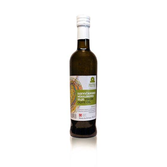 Postira Brač djevičansko maslinovo ulje 500 ml