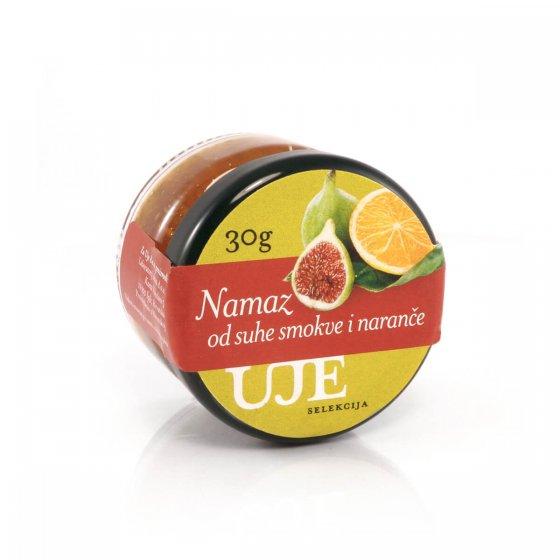 Uje Selekcija Namaz od suhe smokve i naranče 30 g