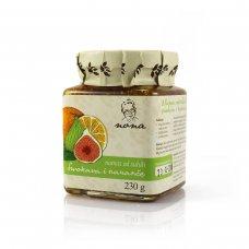 Nona Namaz od suhe smokve i naranče 230 g