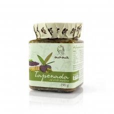Nona Tapenada od crnih maslina 190 g