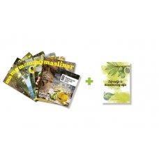 Maslinar plus Maslinarski rokovnik i knjiga Zdravlje iz maslinova ulja gratis