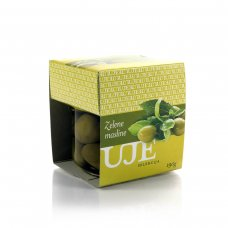 Uje Selekcija Zelene masline 190 g