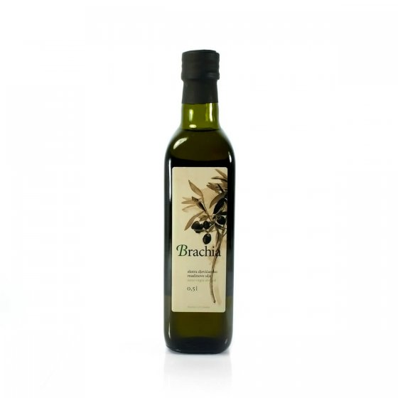 Brachia extra virgin olive oil 500 ml