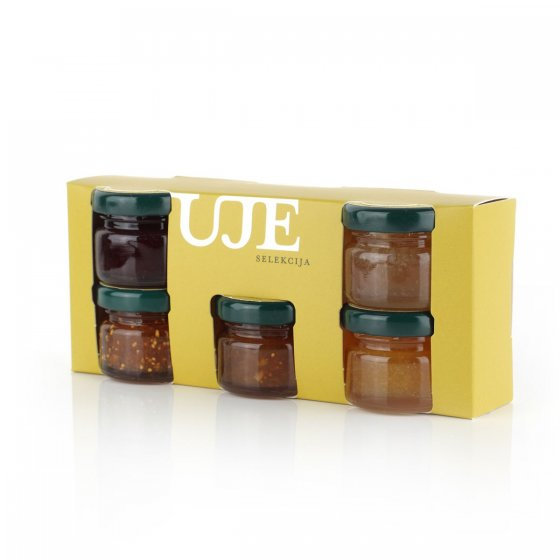 Uje Selection Sweet five