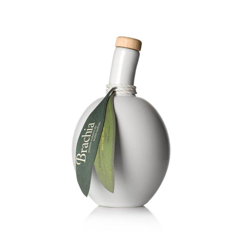 3097afe3e20d Brachia extra virgin olive oil in ceramic bottle 250 ml