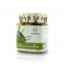 Nona Green olives 190 g
