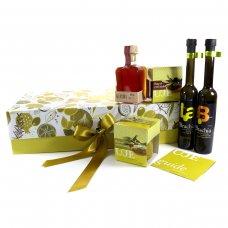 Olive oil lux box