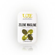 Uje selection zelene masline 30 g