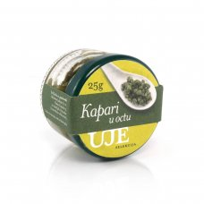 Uje Selection Capers in vinegar 25 g