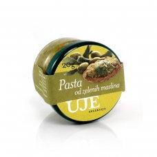 Uje Selection Green olive paste 20 g