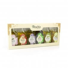 Brachia flavoured oils collection 6 x 20 ml