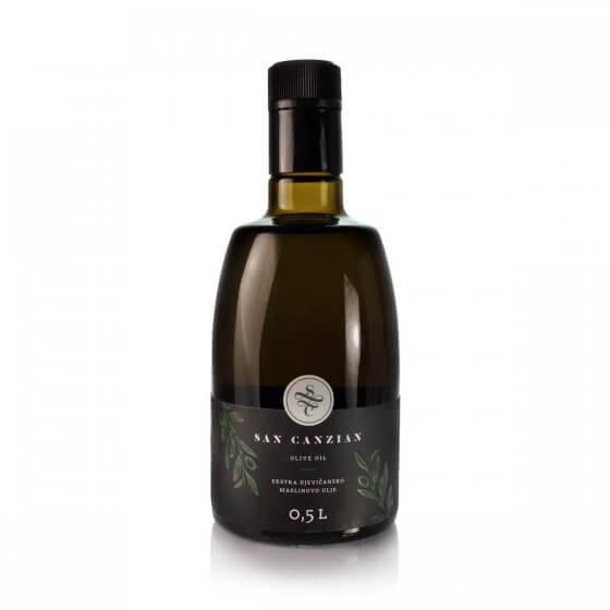San Canzian ekstra djevičansko maslinovo ulje 500 ml