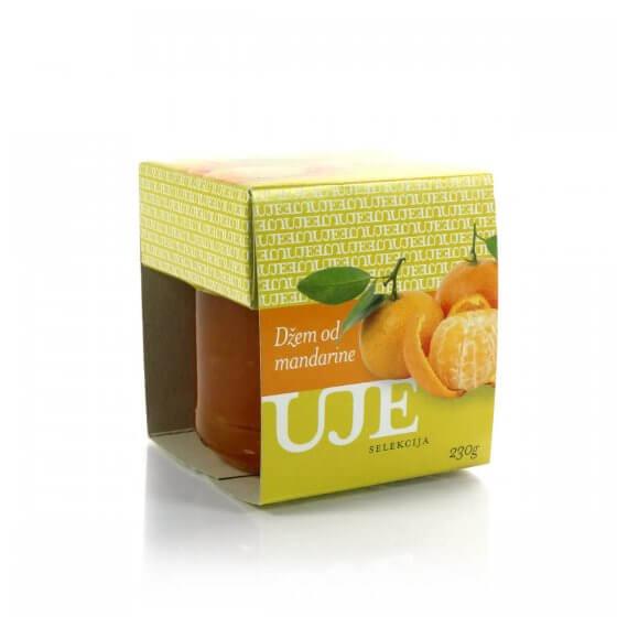 Uje Selekcija Džem od mandarine 230 g
