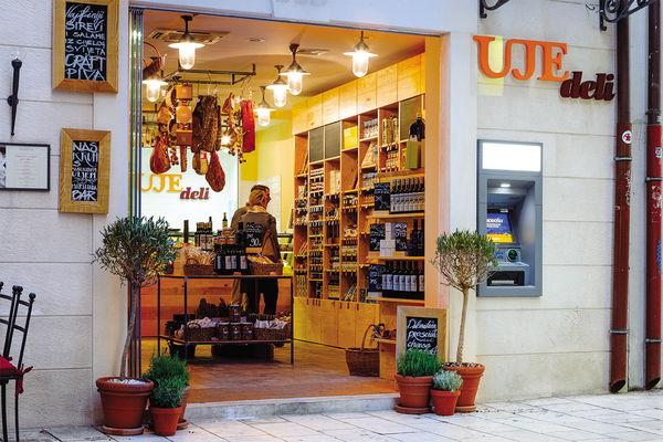 UJE deli - Zadarska 13, Split, Croatia